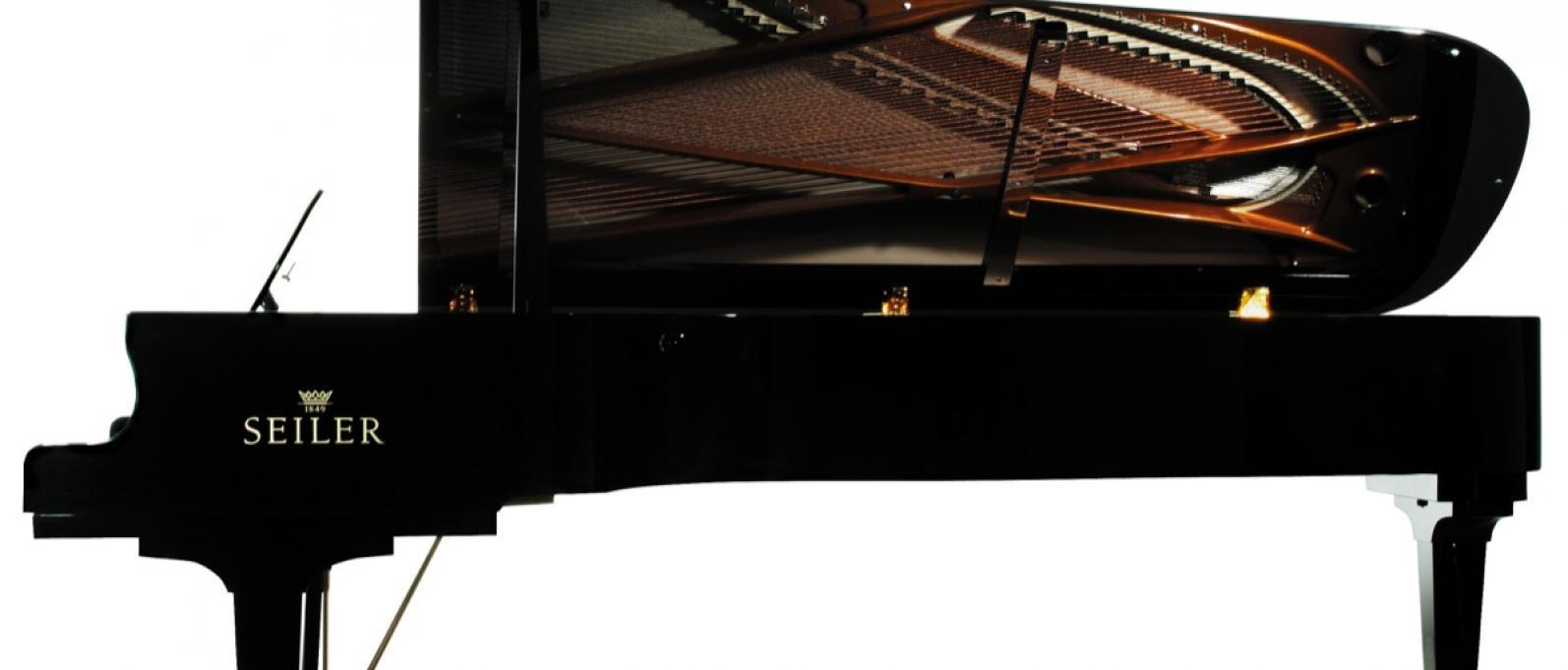 Piano de concert SEILER